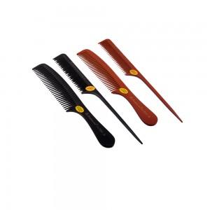 Bone Hair Styling Hair Comb Multi-function Bakelite Comb Bone Comb