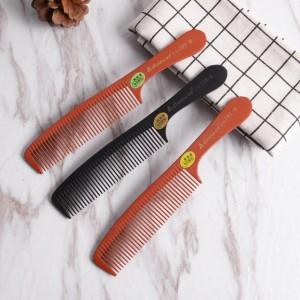 Steel Roll Comb - Dongguan Factory Handmade Comb Strong Heat-Resisting Bakelite Hair Comb(702-AB) – QiLin