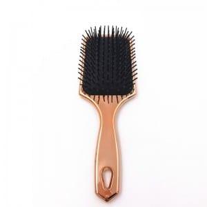 Matt Ppaz Hair Comb Set - 2019 Wholesale Massage Electroplating Mini Paddle CushionDetangling Hair Brush – QiLin
