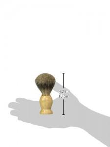 High Quality Hot Sale Wood Handle Shaving Brush Pure Boar Bristle Hair Shaving Brush