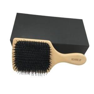 Corrugated Alu-Zinc Steel CombBulk - wooden hair brush  WP-03 – QiLin