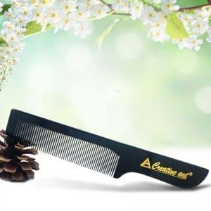 Hot sale magic heat resistance 180 barber acetate hair comb