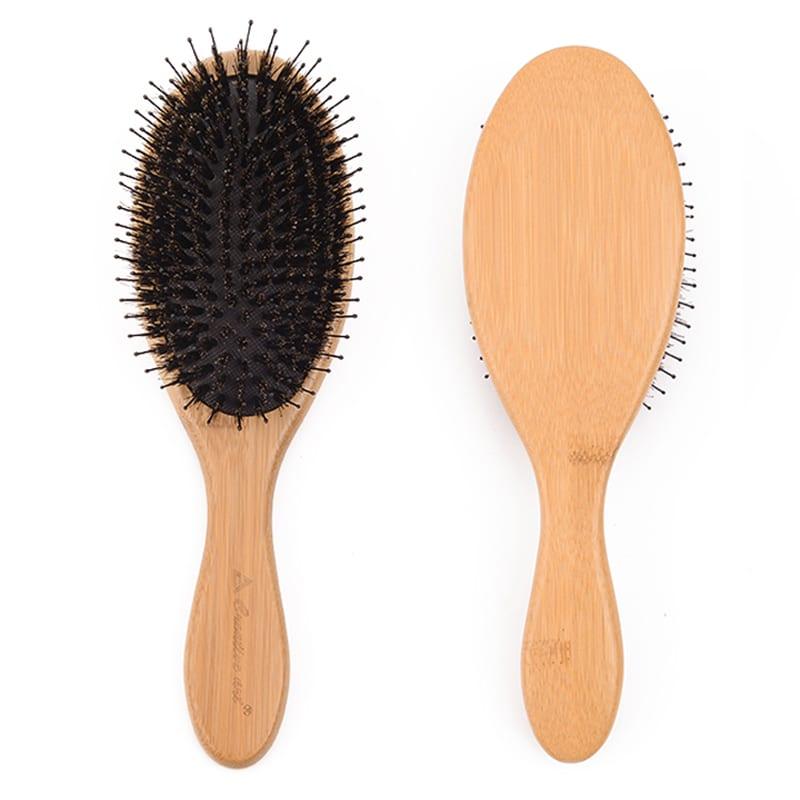 Professional China Hot Selling Oem Bamboo Hair Comb Brush Air Hair Brush Featured Image