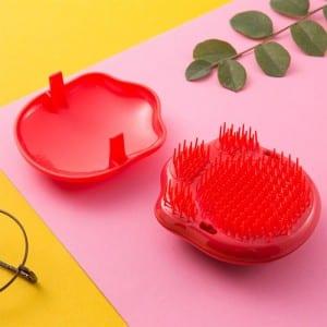 Matt Ppgi Barber Combs - Low MOQ plastic detangle brush hair premium detangling hair brush – QiLin