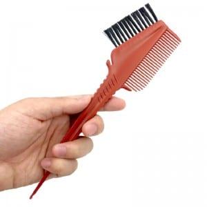 Galvalume Steel Brush Hair - Hair Coloring Synthetic Hair brush Hair Tint Brush – QiLin