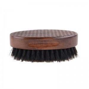 Manufacturer Wholesale Wooden Paddle Soft Custom logo No Handle Wave Brush