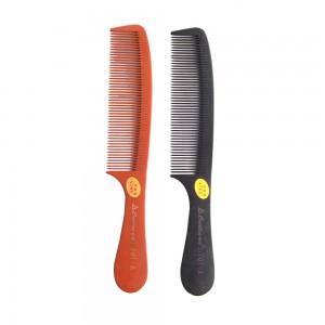 Tinplate 2.8/2.8 Detangle Brush Hair - Handmade Comb Bone Hair Comb Detangling Hair Comb (707-AB) – QiLin