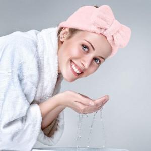 Gl Steel Strip Lice Comb - Microfiber Bowtie Headbands Makeup Headbands Wash Spa Yoga Sports Shower Facial Adjustable Hair Band for Girls and Women  – QiLin